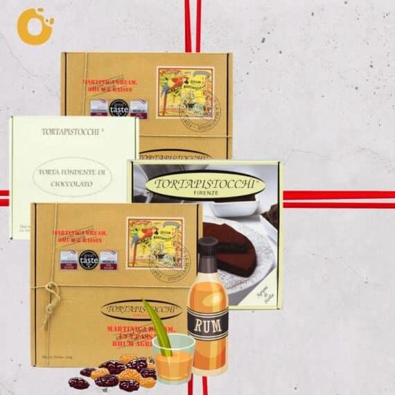 TortaPistocchi® Torta Elisa