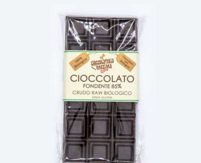 Cioccolato crudo BIO