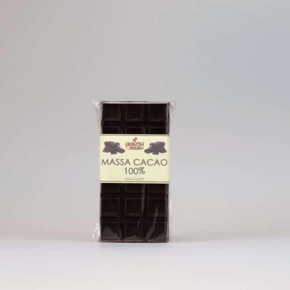 Massa di cacao 100%