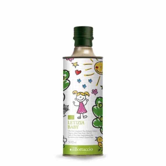 Olio extravergine d'oliva Letizia Baby BIO