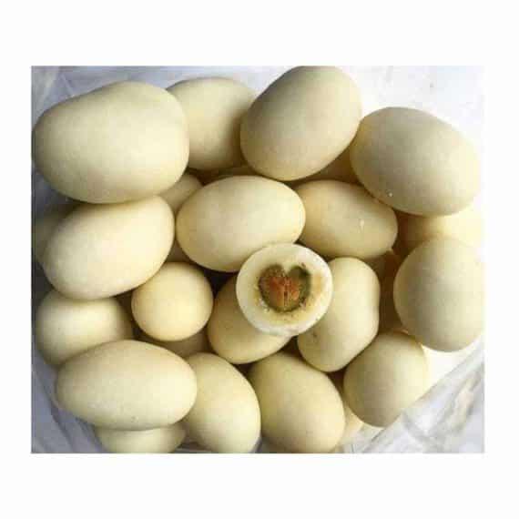 Dragées al pistacchio