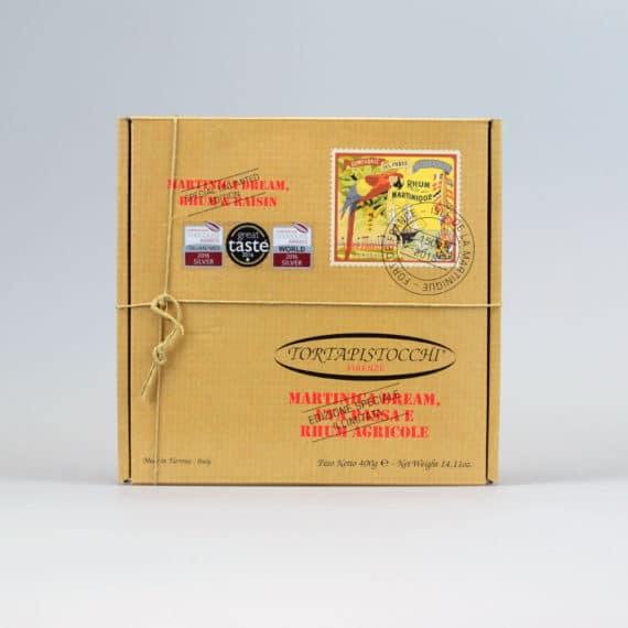 TortaPistocchi® Uvetta e rhum
