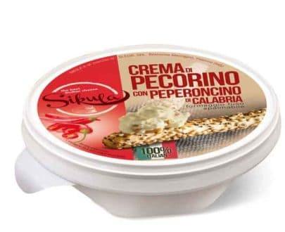 Crema di pecorino al peperoncino di Calabria