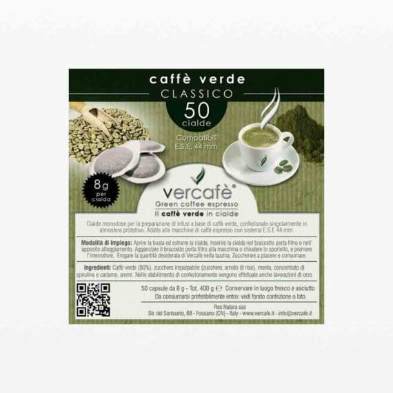 Vercafè Classico – Cialde ESE