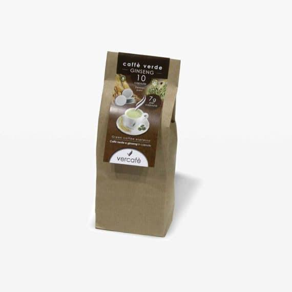 Vercafè Ginseng – Capsule FAP
