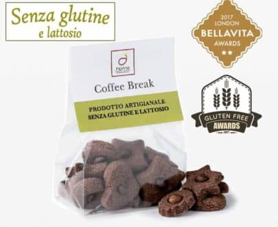 Coffee Break senza glutine e lattosio