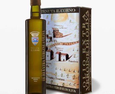 Olio extravergine d'oliva toscano