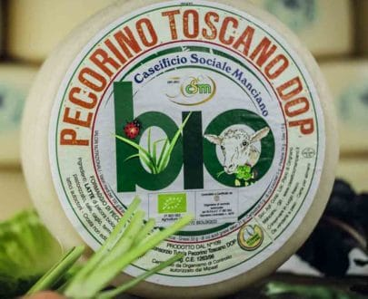 Pecorino toscano D.O.P. biologico
