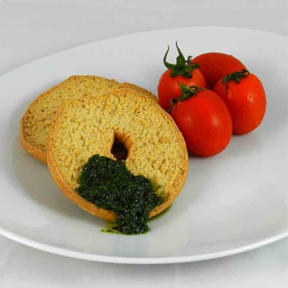 Pesto di aglio orsino con semi di zucca BIO