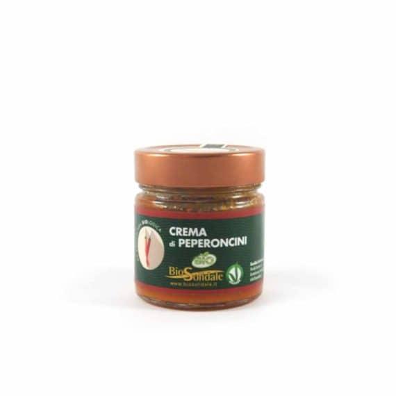 Crema di peperoncini BIO