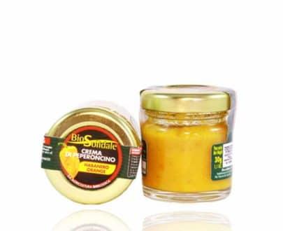 Crema di peperoncino Habanero Orange BIO