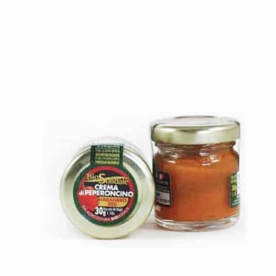 Crema di peperoncino Habanero Red BIO