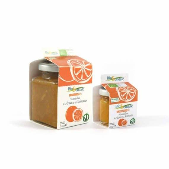 Marmellata extra di arance di Sorrento BIO