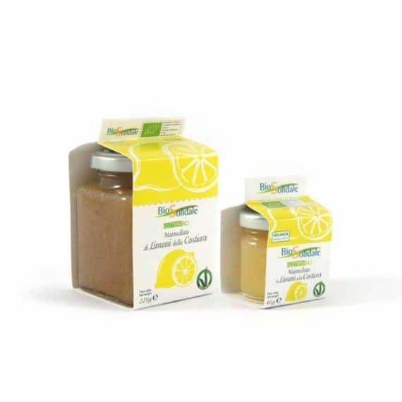 Marmellata extra di limoni BIO