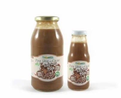 Solo succo Pera, uva e cacao BIO