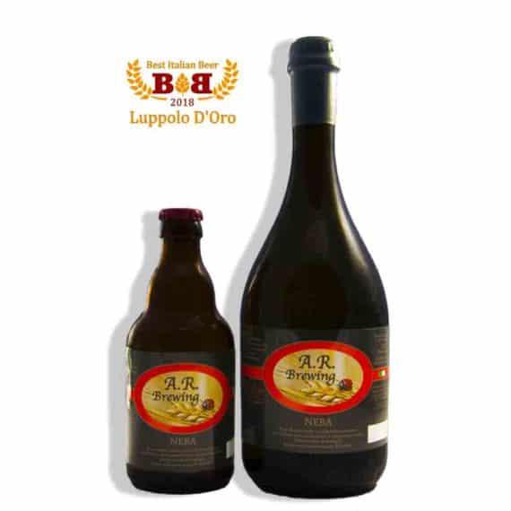 Birra nera Dark Ale