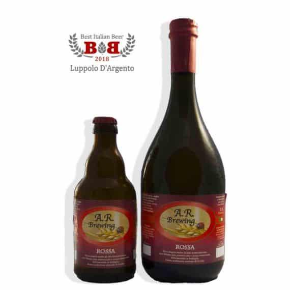 Birra rossa Belgian Ale