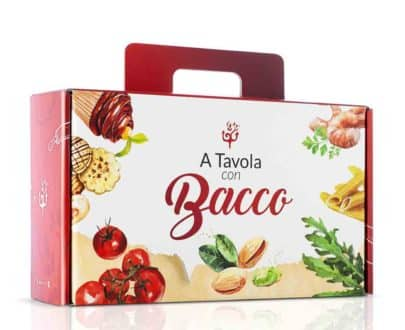 "Kit ""A tavola con Bacco"" – Creme"