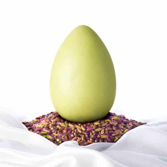 Ciokkobacco – Uovo di cioccolato al pistacchio