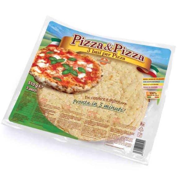 Pizza&Pizza (9 pz)