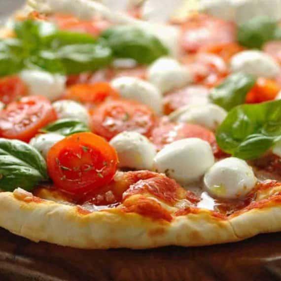 Pizza&Pizza e Focaccia Rustica (12 pz)