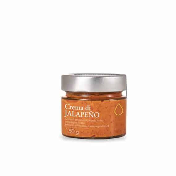 Crema di peperoncini Jalapeño