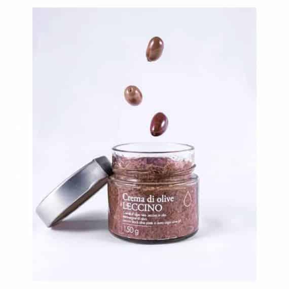 Crema di olive Leccino