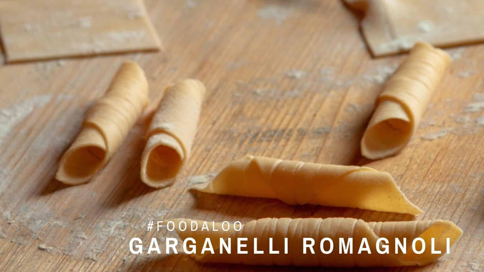 Garganelli Romagnoli, origini e leggende su questa pasta tradizionale