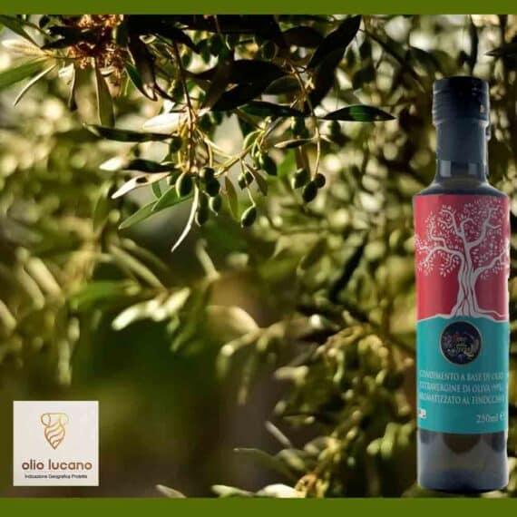 Olio extravergine di oliva al finocchio