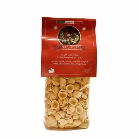Orecchiette di grano duro italiano