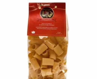Paccheri di grano duro italiano