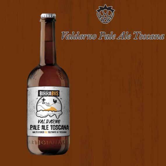 Birra Valdarno Pale Ale Toscana