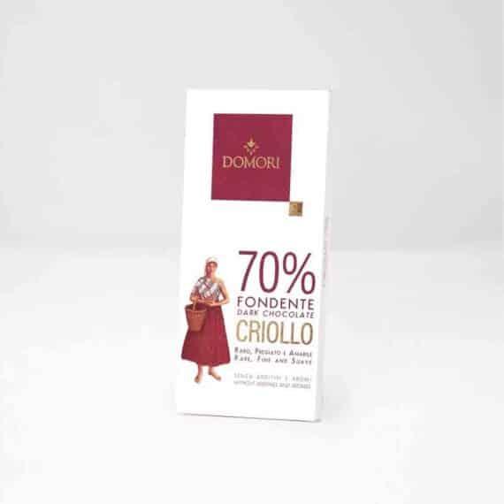 Cioccolato Criollo 70%