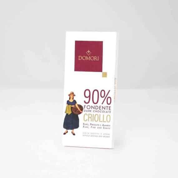 Cioccolato Criollo 90%