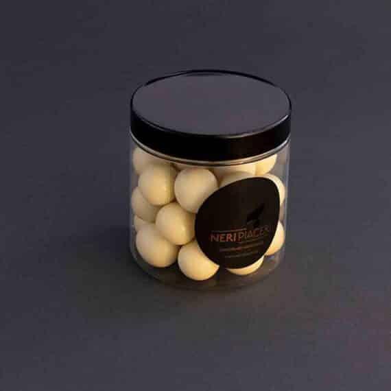 Dragées al cioccolato bianco