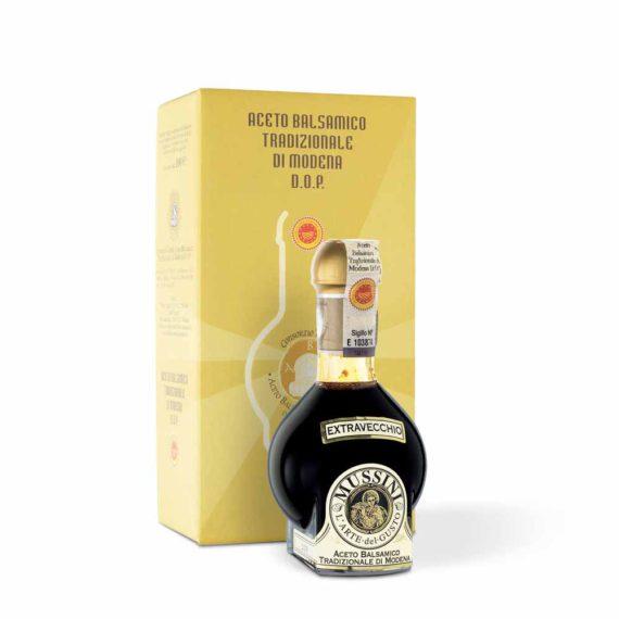 Aceto Balsamico Tradizionale di Modena – 25 anni D.O.P. Tutela