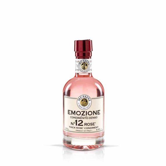 Emozione n. 12 – Condimento rosé denso