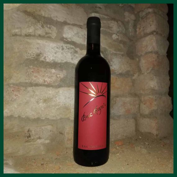 Bric Rajà – Vino varietale Cabernet