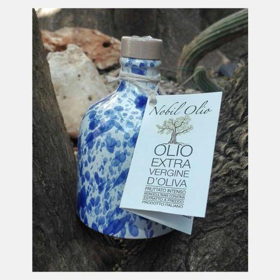 Nobil Olio in ceramica di Grottaglie