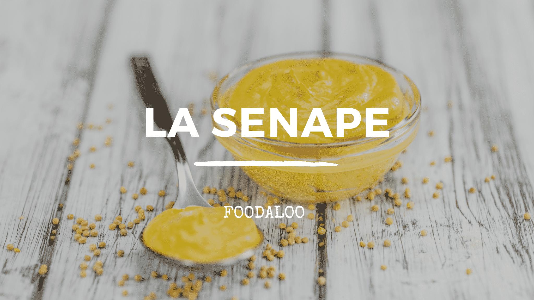 Mostarda e senape differenze, peculiarità e ricette