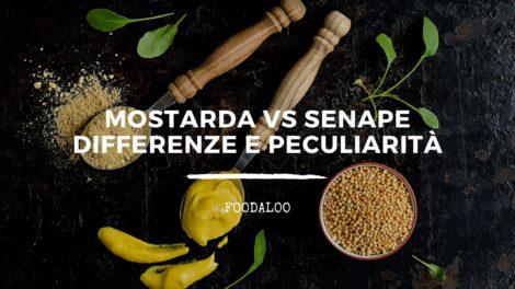 mostarda e senape