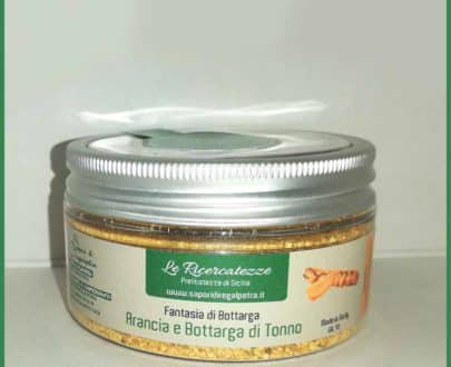 Arancia & Bottarga di tonno