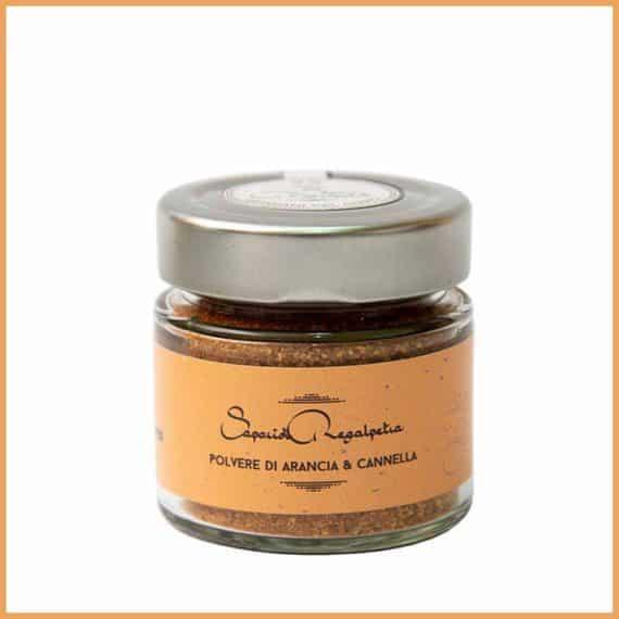 Polvere di arancia & cannella