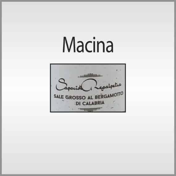 Sale grosso al bergamotto di Calabria – Macina