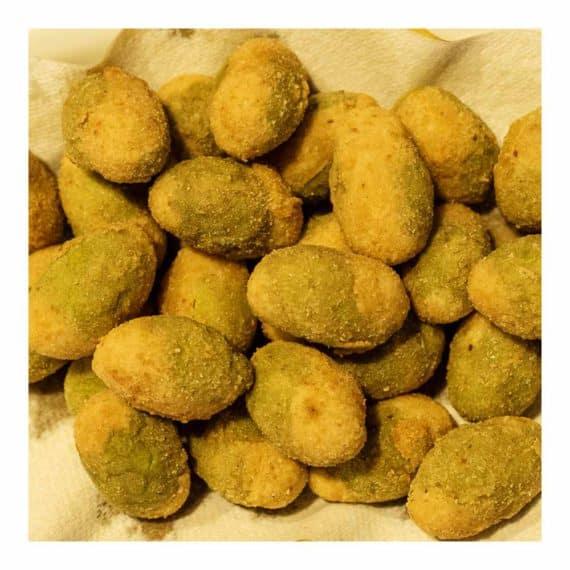 Olive fresche all'ascolana