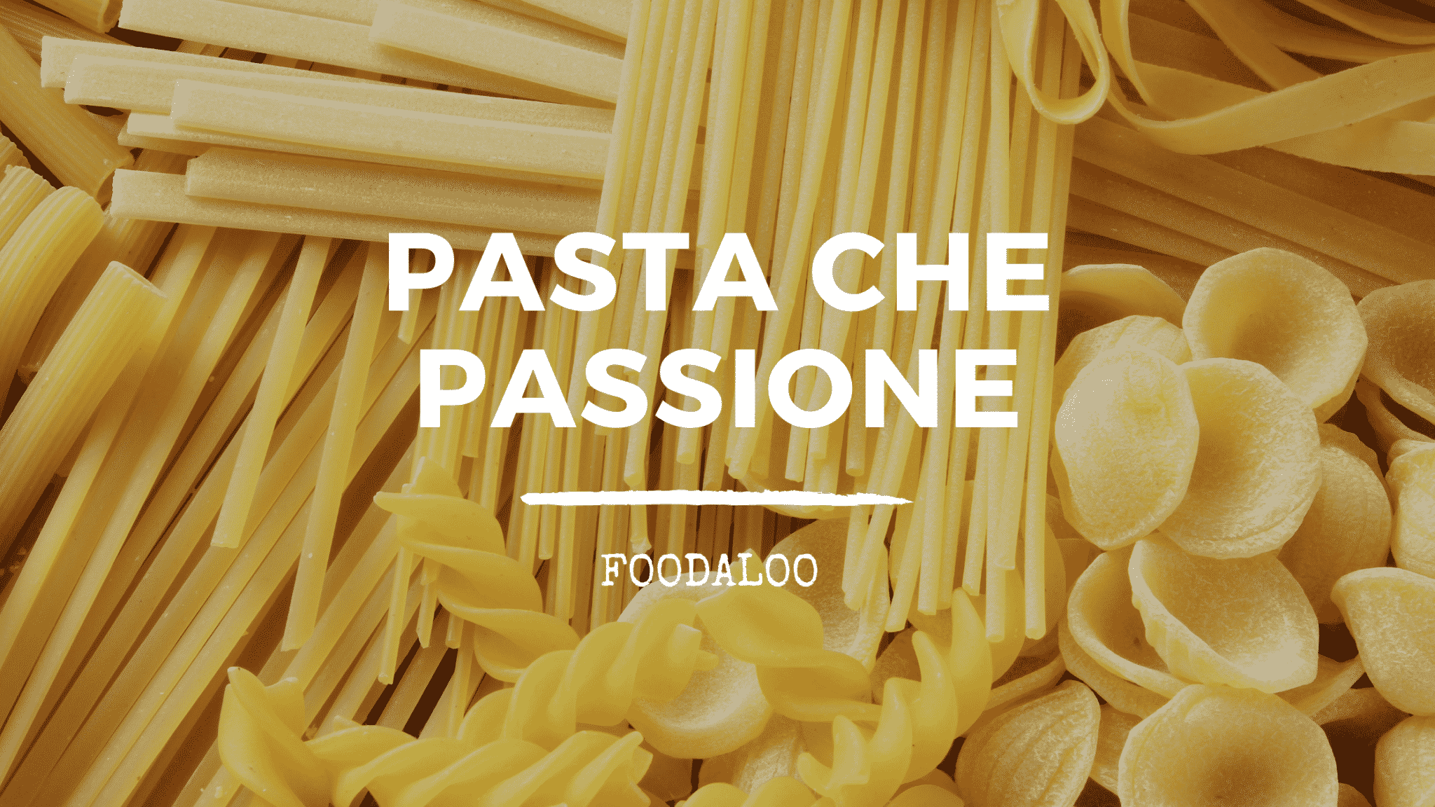 Da dove nasce la pasta? Curiosità sul primo piatto tradizionale.