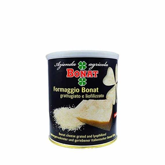 Formaggio Bonat grattugiato liofilizzato
