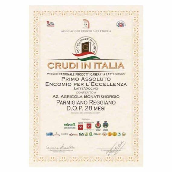 Parmigiano Reggiano D.O.P. 26/28 mesi