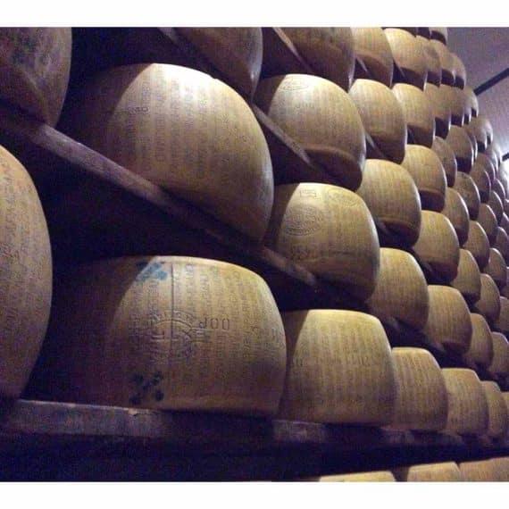 Parmigiano Reggiano D.O.P. Gran Riserva 4 anni