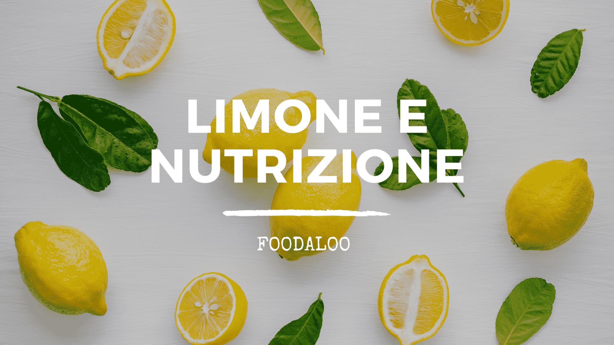 Come sfruttare il limone in cucina: benefici e ricette.